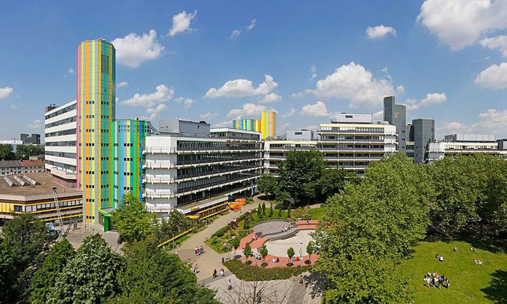 دانشگاه دویسبورگ اسن (UDE)